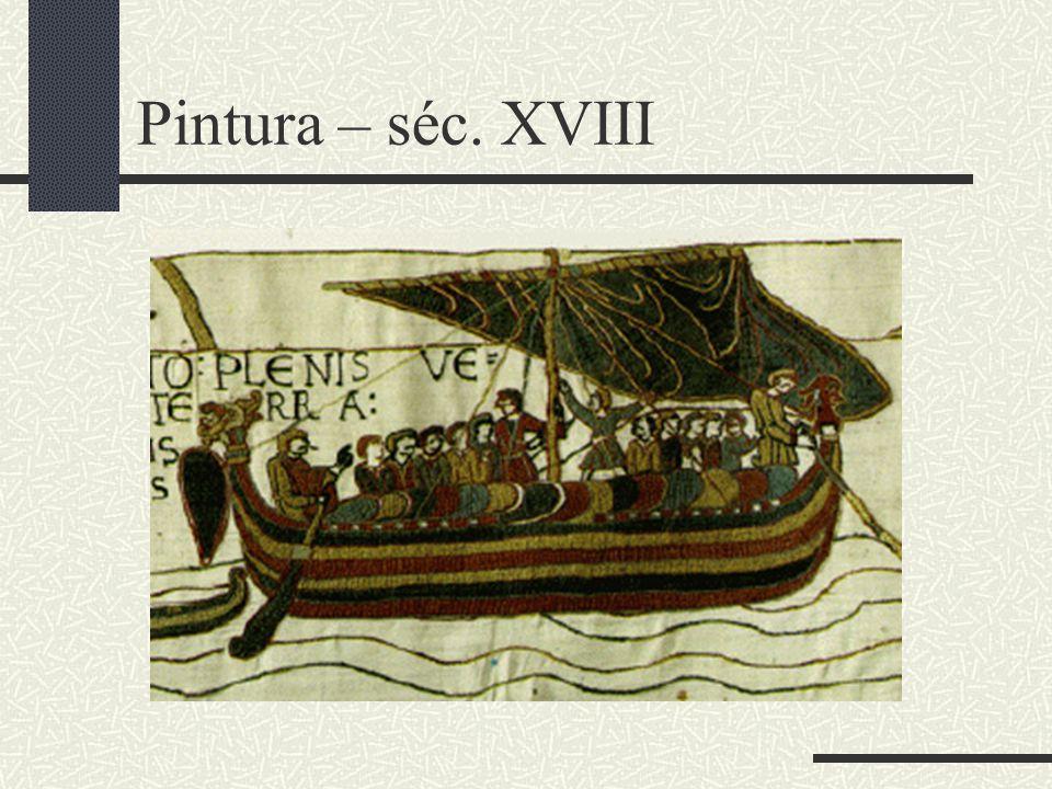 Pintura – séc. XVIII