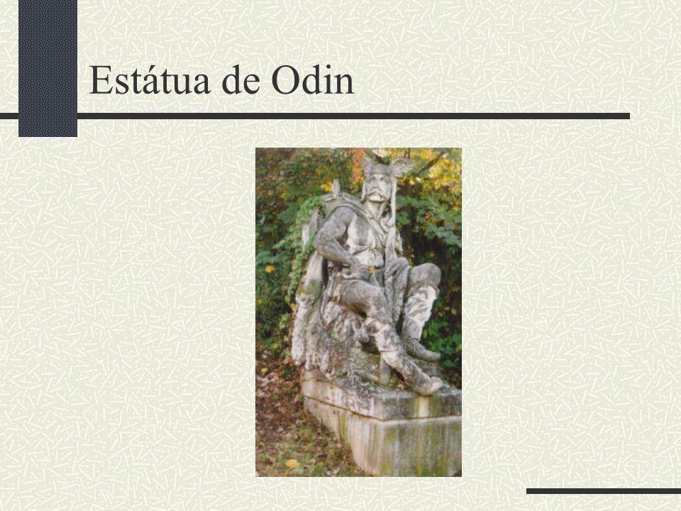 Estátua de Odin