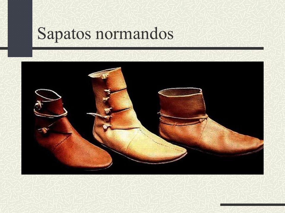 Sapatos normandos