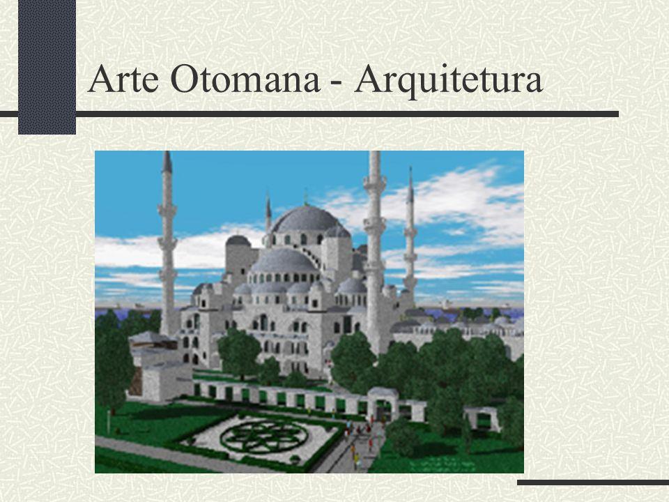 Arte Otomana - Arquitetura