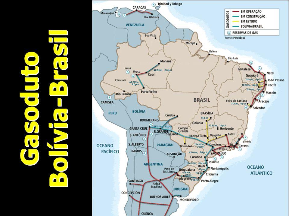 Gasoduto Bolívia-Brasil