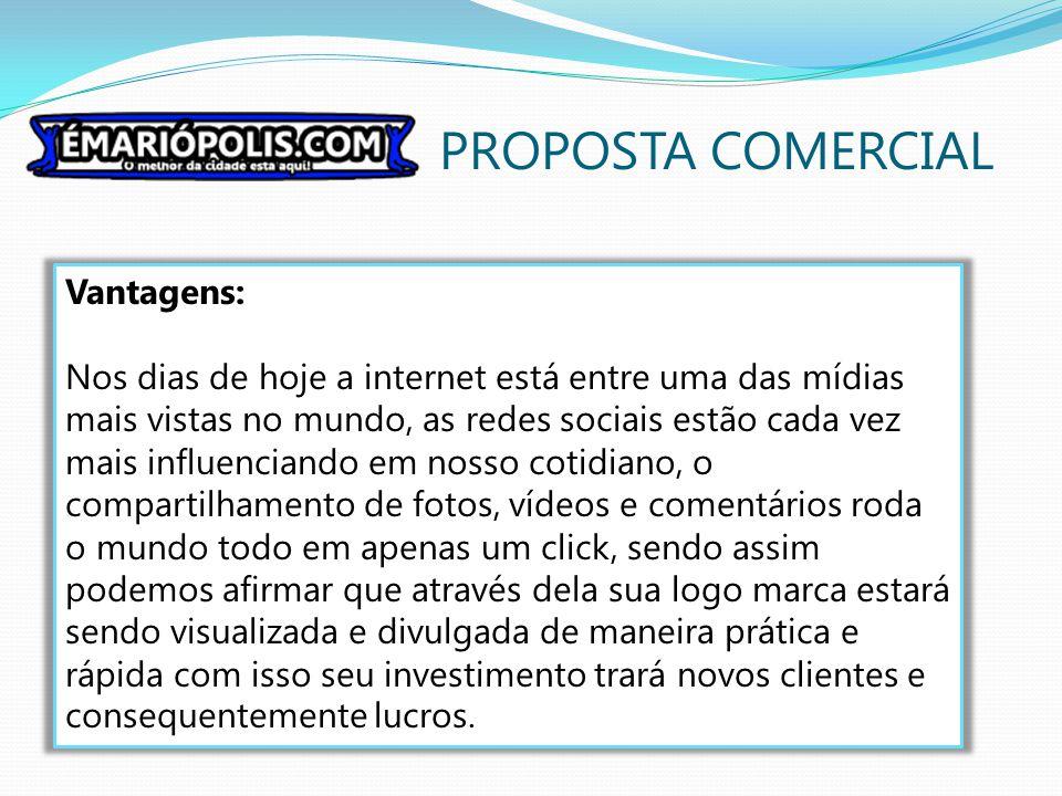PROPOSTA COMERCIAL Contato: Entre em contato com nossa equipe pelo: E-mail: comercial@emariopolis.comcomercial@emariopolis.com Site:Aba Contato no menu principal.