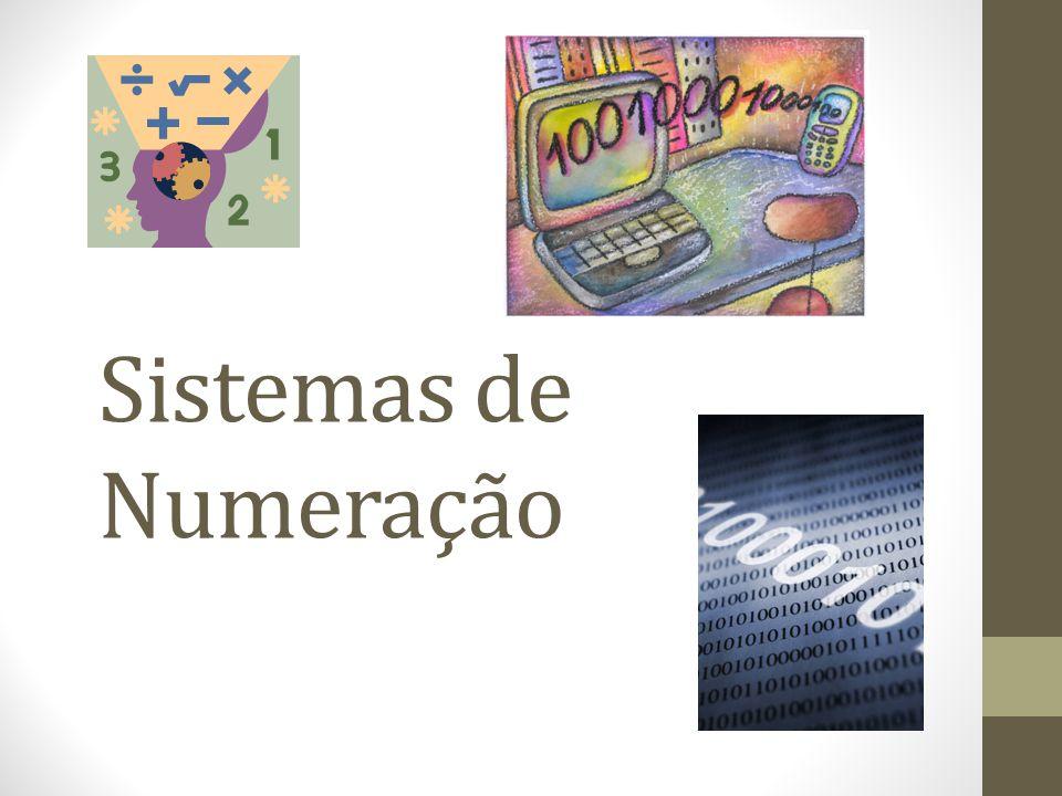 Conversões Numéricas Transformando números Decimal para números Hexadecimal.