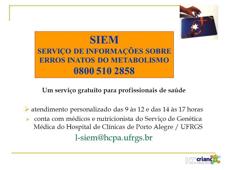 Um serviço gratuito para profissionais de saúde  atendimento personalizado das 9 às 12 e das 14 às 17 horas  conta com médicos e nutricionista do Se