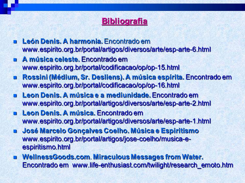 Palestra  A música harmoniza e prepara para melhor aprendizado do que será apresentado. Evangelização  Auxilia a acalmar as crianças, facilitando su