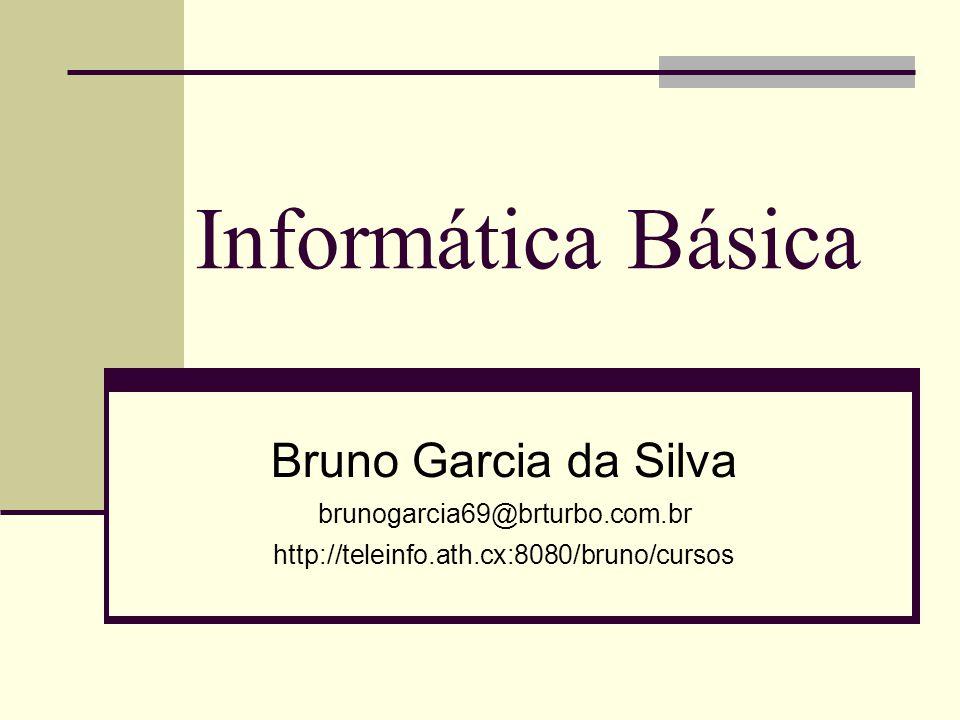 Objetivo e Metodologia do Curso:  Objetivos: Introduzir os conceitos básicos da Informática e instruir os alunos com ferramentas computacionais que possibilitem a utilização das Tecnologias da Informação.