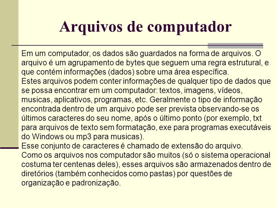 Associações de Arquivos (extensões):  Áudio: aac, ac3, snd, mka, mid, mp2, mp3, wma, mpc, spx, ogg,wav,cda  Imagem: cgm, gif, jp2, jpg ou jpeg, pnj, svg, tif ou tiff, bmp, dds, djv ou djvu, eps ou epsi, exr, hdr, pic, ico, jng, pcx, pcd, pbm, pgm, ppm, raw, rgb ou rgba, tga, psd ou pdd(Photoshop), wfm, xbm, xcf(Gimp), fig, xpm  Texto: css, htm ou html ou shtml ou xhtml(páginas de Internet), txt (texto puro sem formatação), rdf, rss, rtf, sgml, wml, adb, bib, h, hpp, c, cpp, csv, dif, hex, java, latex ou tex(Documento do LaTeX), log, xml, url, pas, tcl, tk, vct, xsl ou xslt  Video: avi, mp4 ou m4v, mpg ou mpeg, mov ou moov, rv, mkv, mng, asf ou asx, wmv, ogm, swf(Flash)