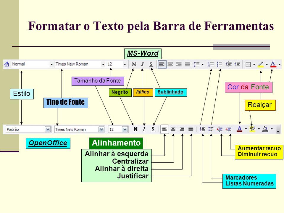 Configurar Página no MS-Word: Menu->Arquivo->Configurar Página no OpenOffice: Menu->Formatar->Página Cuidado com o tamanho do Papel, que no Brasil geralmente é no formato A4 e não de Carta (americano)