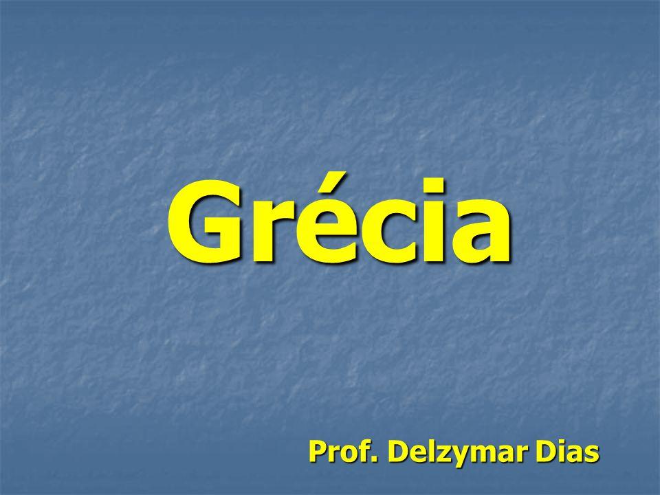Prof. Delzymar Dias Grécia