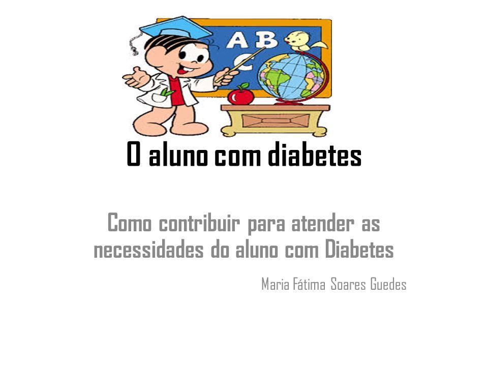 O que é Diabetes Doença crônica que leva ao aumento da glicemia (açúcar no sangue por ausência da produção ou falha na ação da insulina, hormônio responsável pela entrada da glicose (açúcar) nas células do organismo.