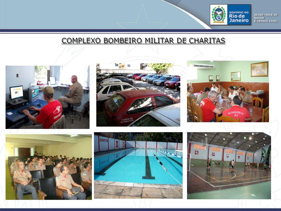COMPLEXO BOMBEIRO MILITAR DE CHARITAS