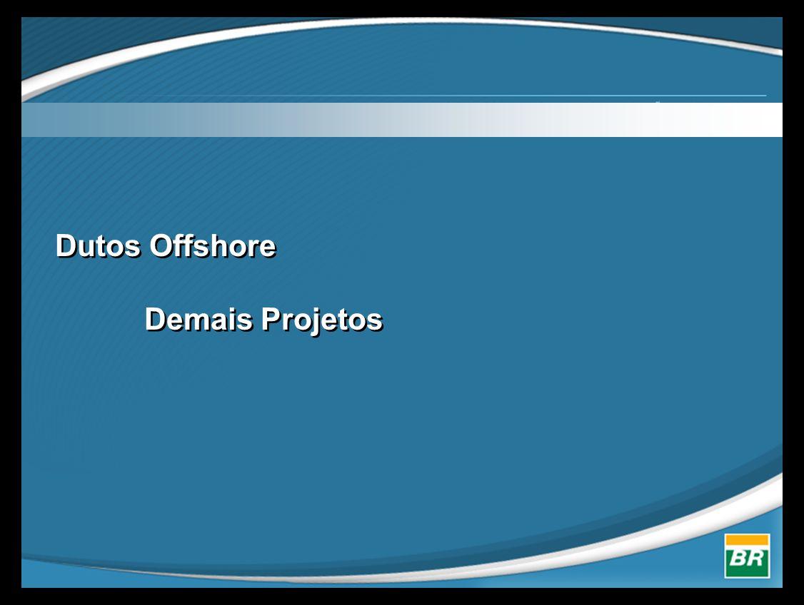 Dutos Offshore Demais Projetos