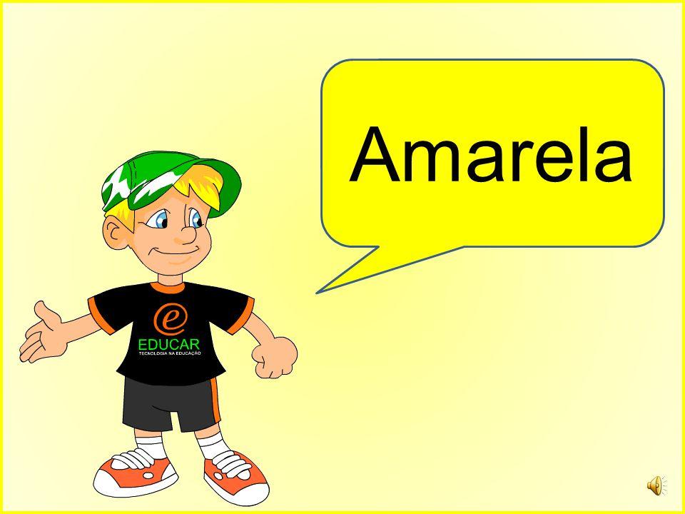 AZUL AMARELO VERMELHO