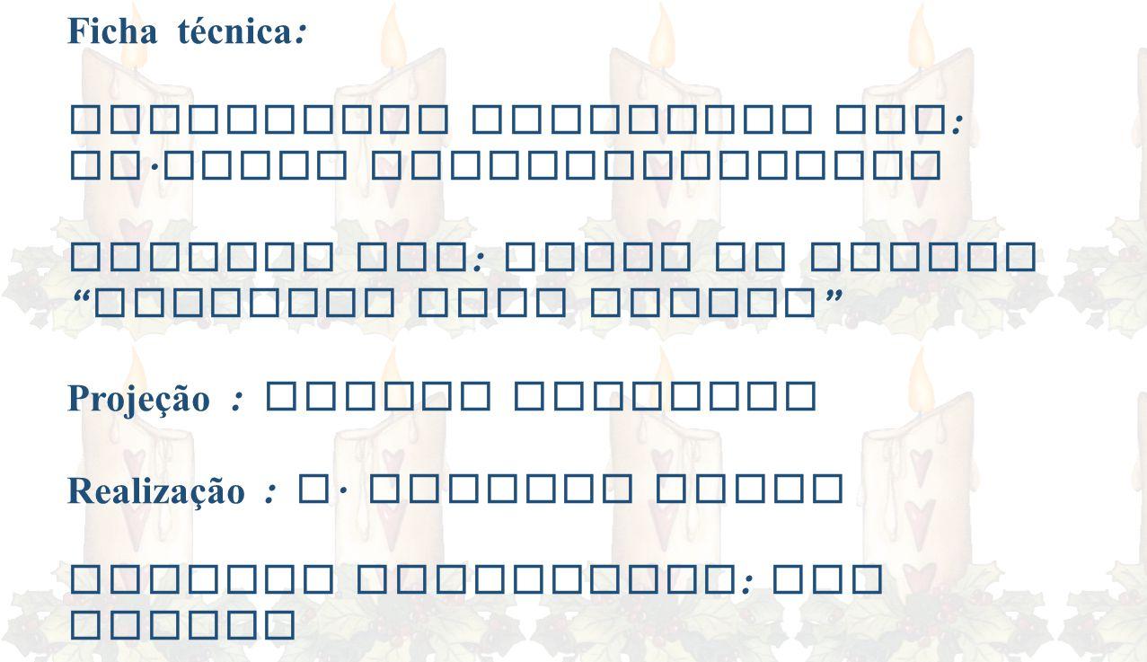 """Ficha técnica : Eucaristia Celebrada por : Fr. Jacob Puthiyaparampil Animada por : Grupo de Jovens """" Seguindo teus Passos """" Projeção : Joshua Oliveira"""