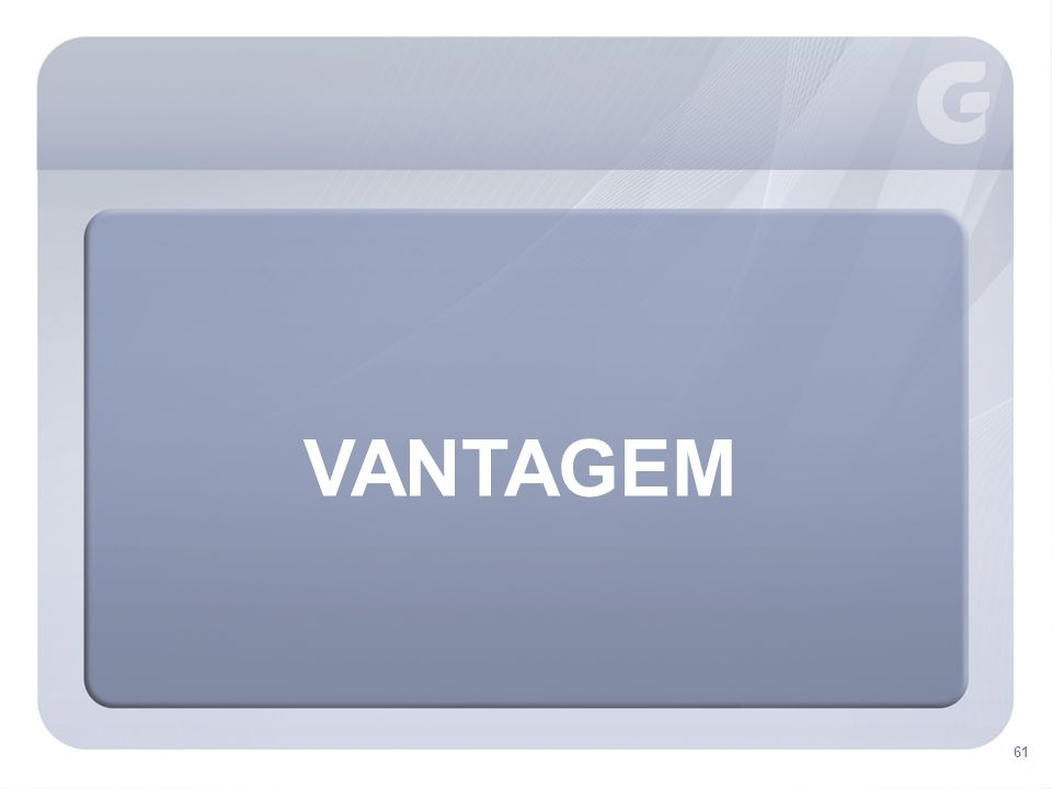 VANTAGEM 61