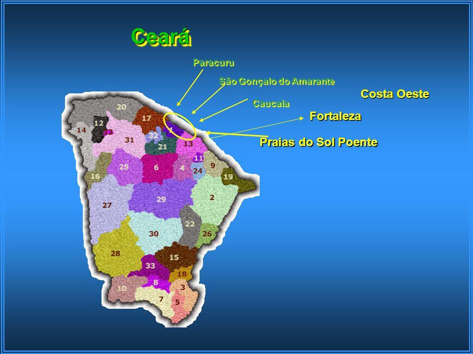 O município de São Gonçalo do Amarante, anteriormente denominado Anacetaba (que se traduz como Aldeia dos Anacé, povo indígena que habita o município), está localizado a 59 quilômetros de distância de Fortaleza, a capital cearense.