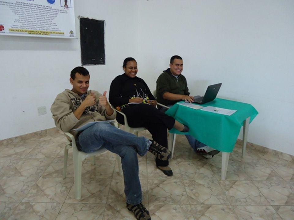2º palestrante Paulo Rodolfo de Oliveira Martins CP Vila Tesouro – C C leste SJC Tema: A liderança e a Comunicação