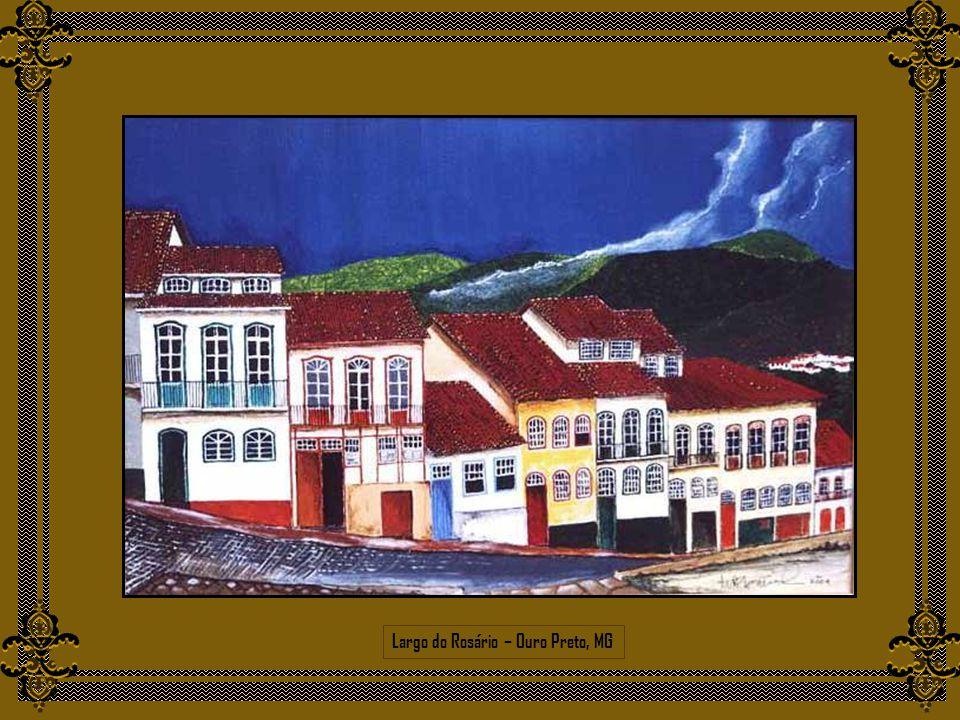 Igreja Sta. Rita – Paraty, RJ