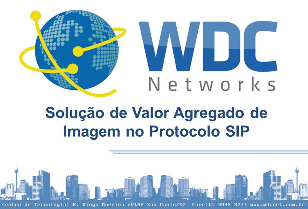 Solução de Valor Agregado de Imagem no Protocolo SIP