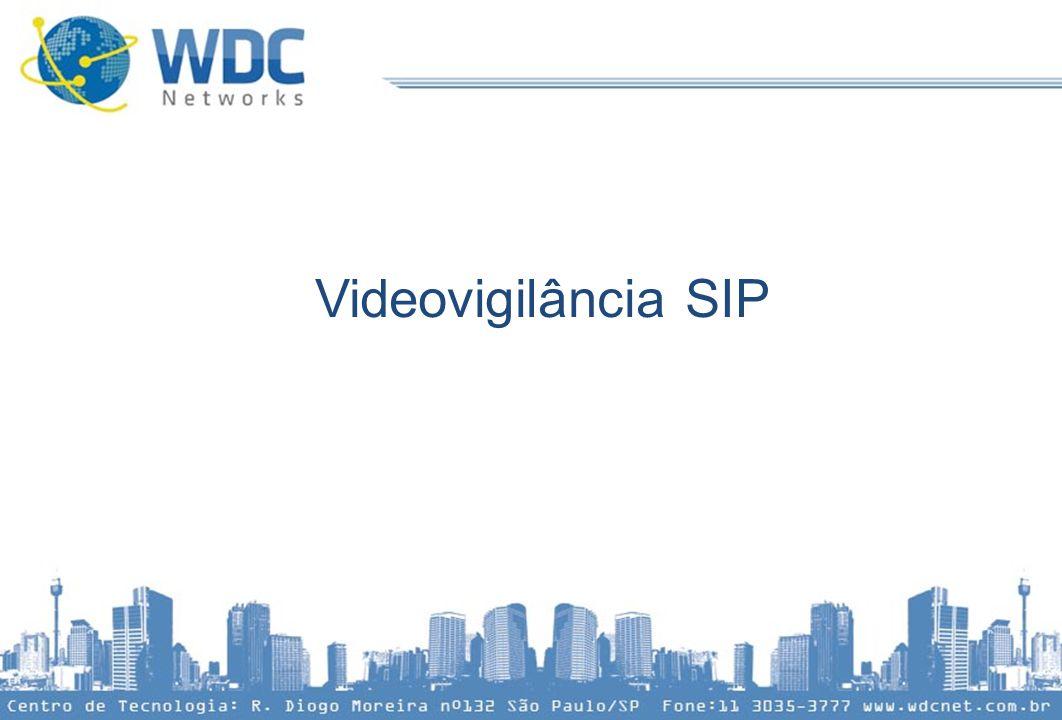 Videovigilância SIP