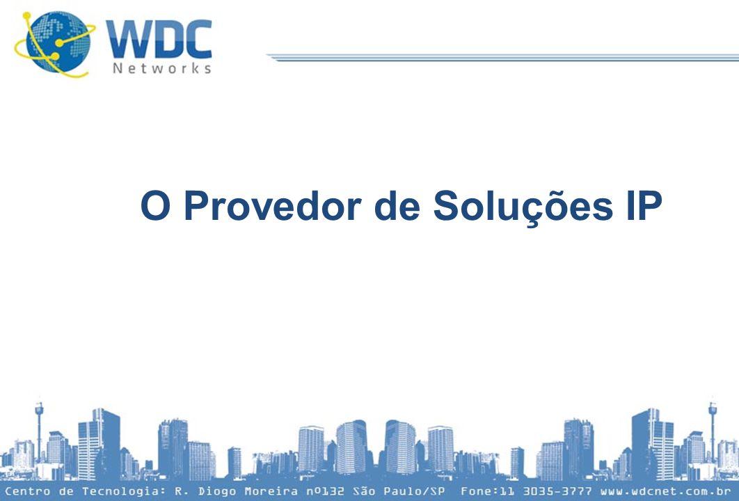 O Provedor de Soluções IP