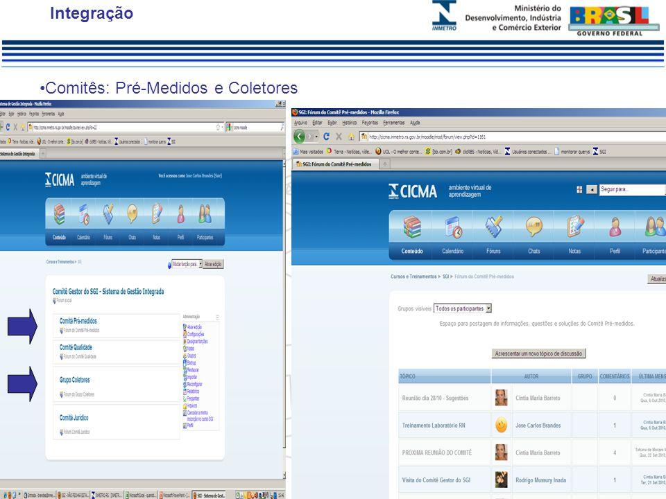 Principais ações Verificações com Coletor -------------------------------- Registro de Medições de IPNA Laudo de Bomba Medidora Cadastro com utilização das PAM Pré-medidos com Laptop ---------------------------------- Limpeza marcas / produtos