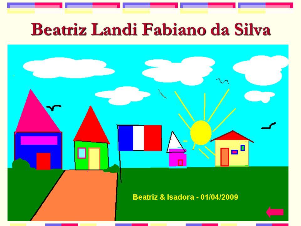 Beatriz Landi Fabiano da Silva