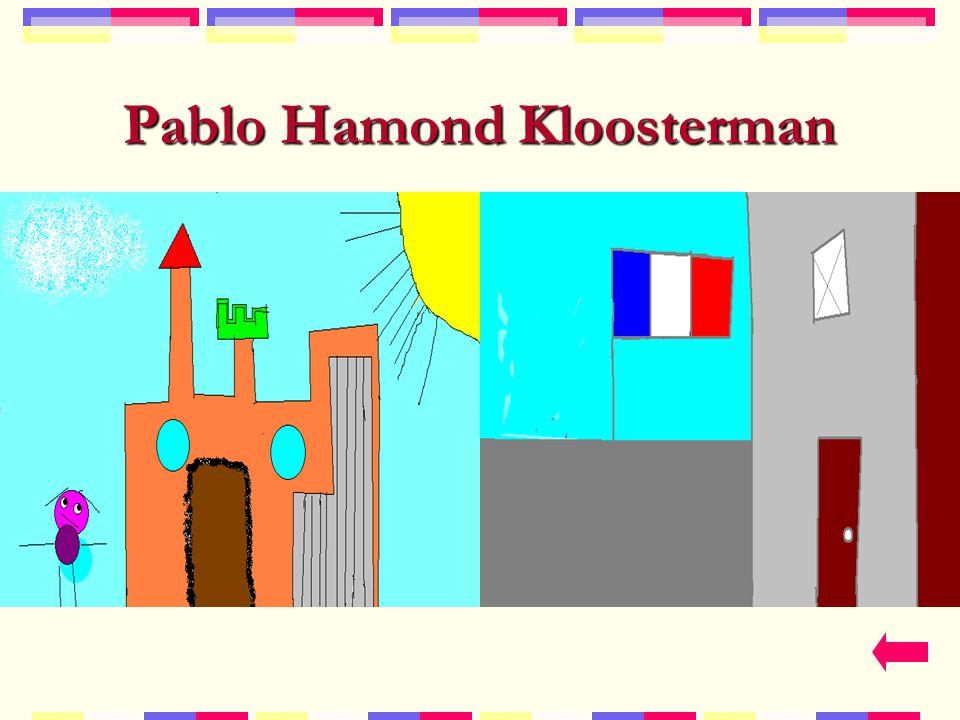 Pablo Hamond Kloosterman