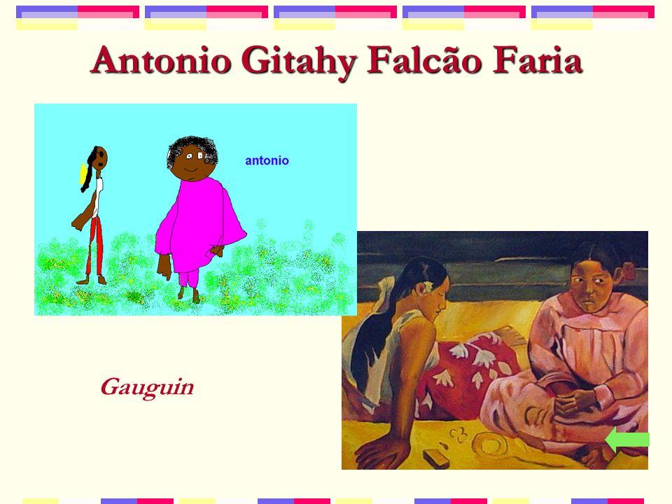 Antonio Gitahy Falcão Faria Gauguin