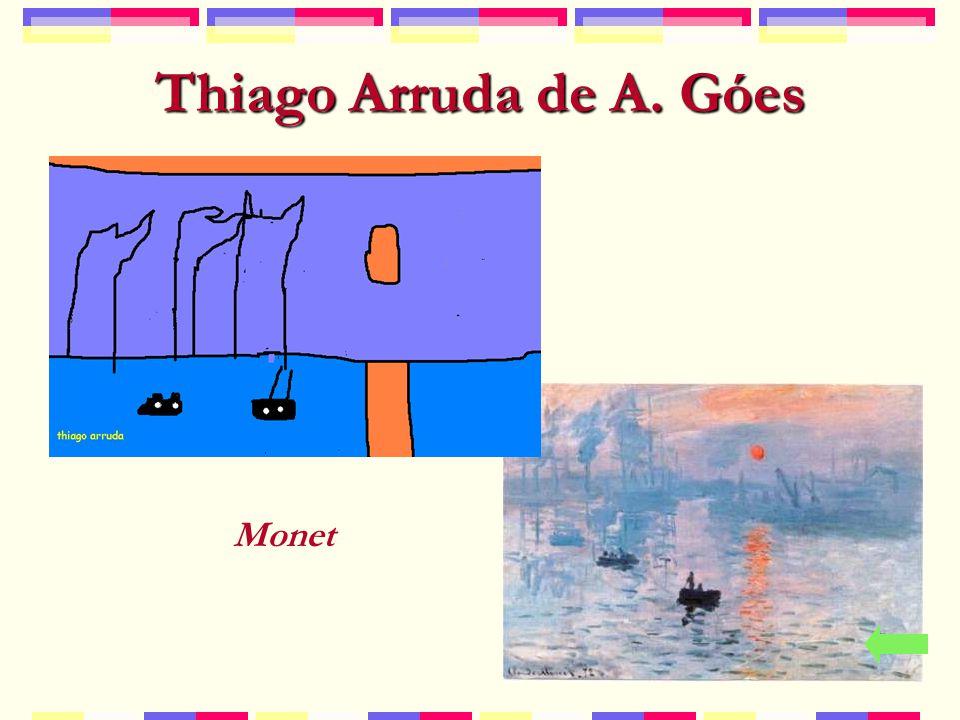 Thiago Arruda de A. Góes Monet