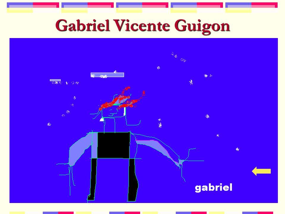 Gabriel Vicente Guigon