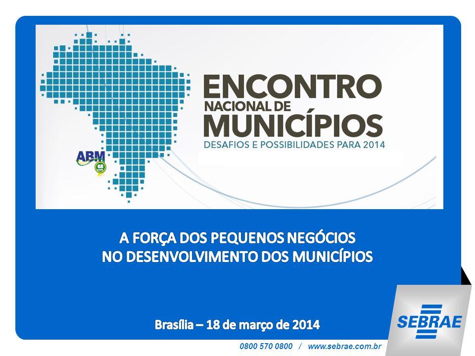 Brasil A importância da Micro e Pequena Empresa