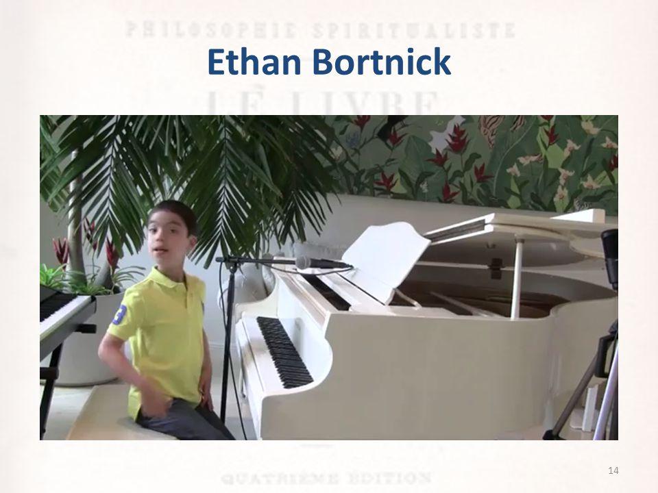 Ethan Bortnick 14