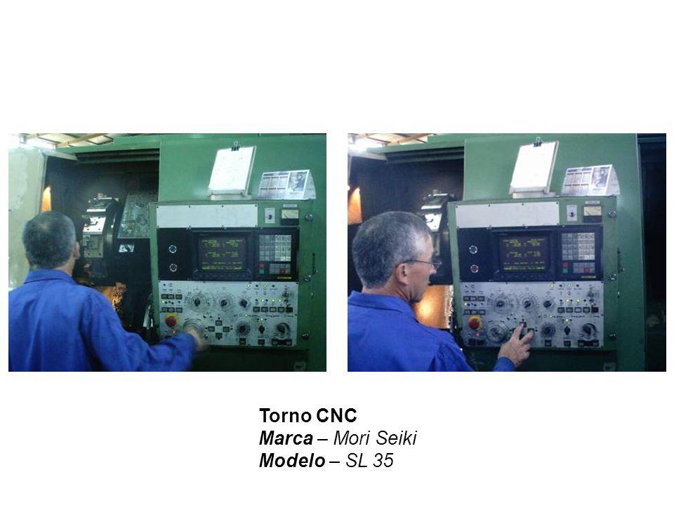 Torno CNC Marca – Mori Seiki Modelo – SL 35