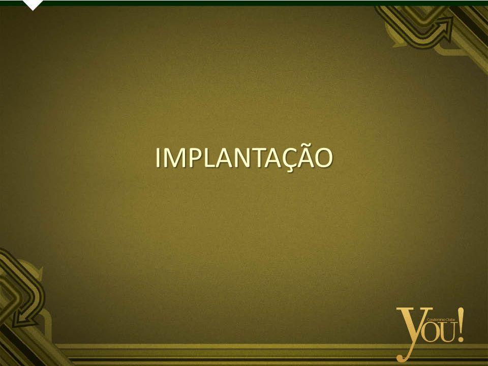 R. Eng. João Luderitz N R. Eng. Sadi Castro R. Fernando de Abreu Pereira B AACESSO ACESSO T+9 T+10