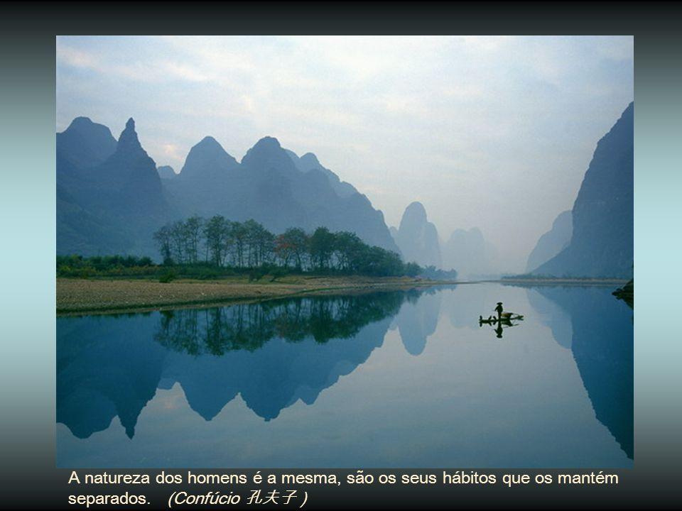 Todo desejo incômodo e inquieto se dissolve no amor da verdadeira filosofia. (Lao-Tsé 老子)