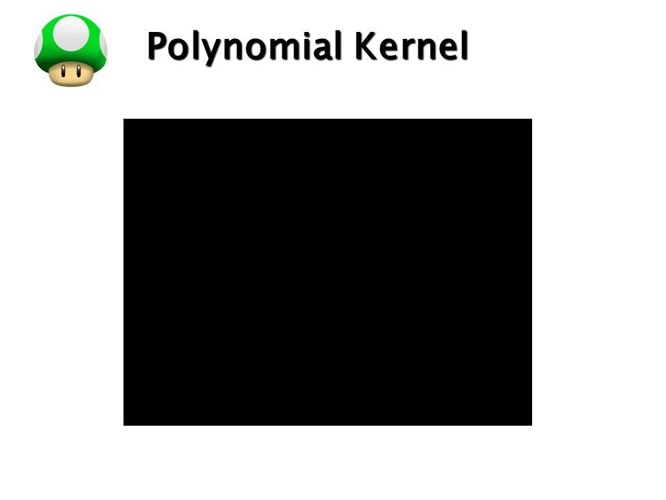 LOGO Polynomial Kernel