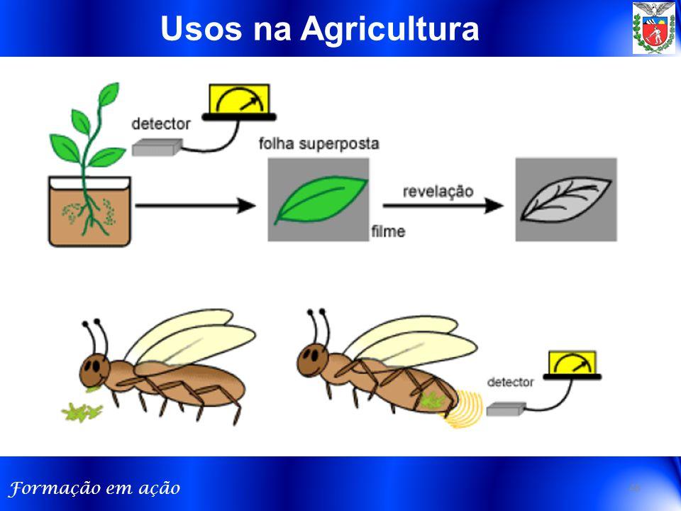 Formação em ação 48 Usos na Agricultura