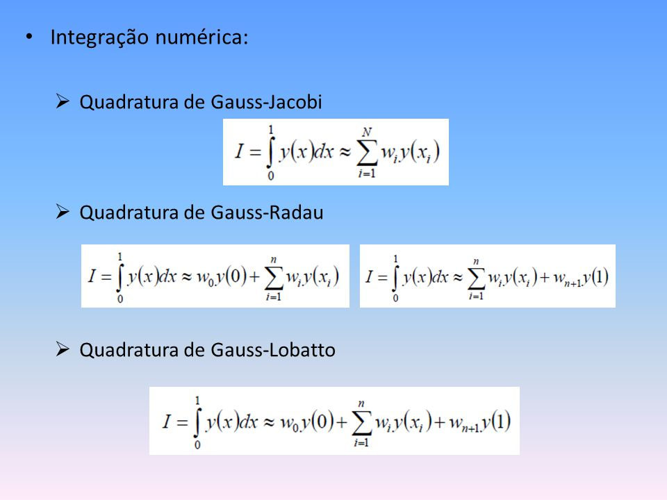 Perfil de θr(x)