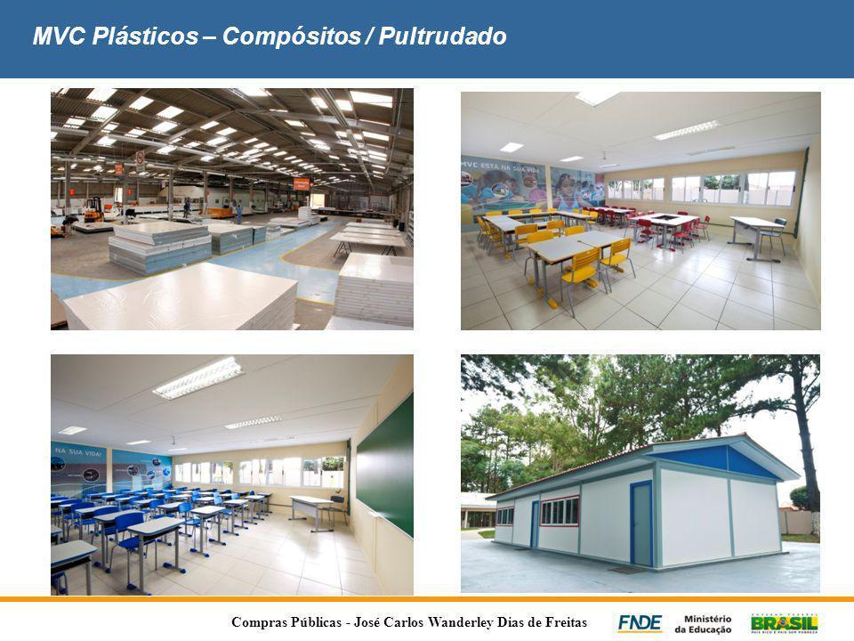 MVC Plásticos – Compósitos / Pultrudado Compras Públicas - José Carlos Wanderley Dias de Freitas