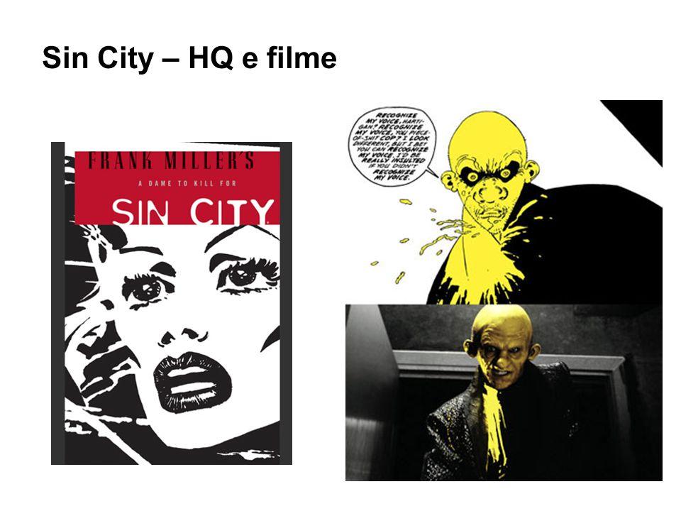 Sin City – HQ e filme