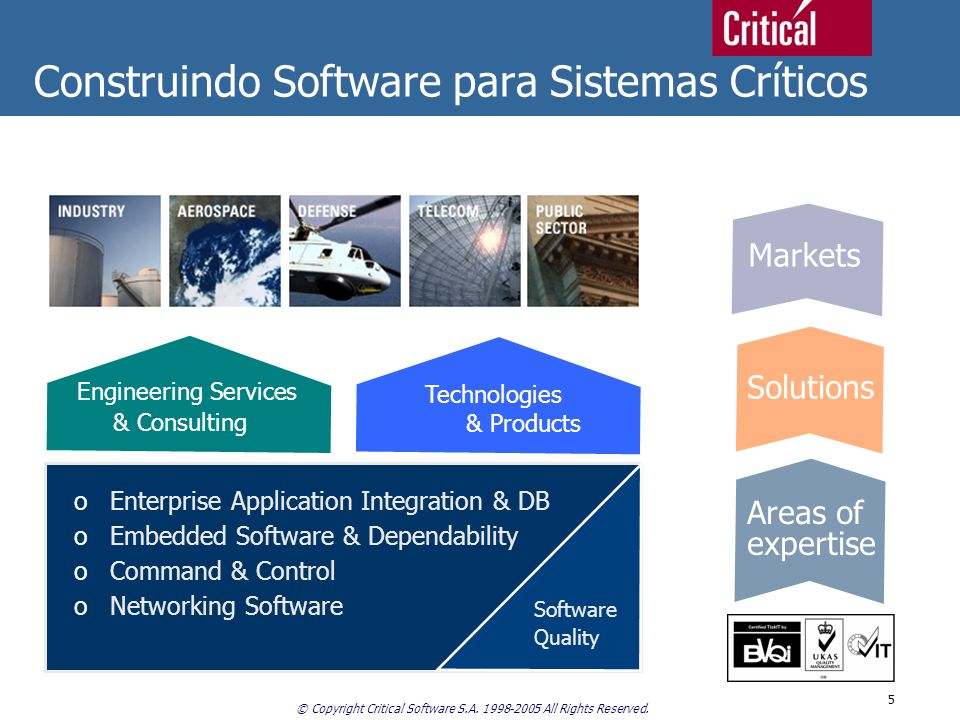 © Copyright Critical Software S.A.1998-2005 All Rights Reserved.