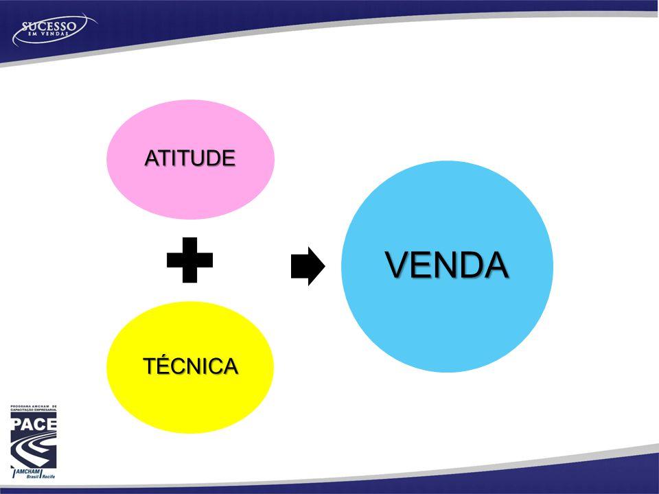 ATITUDE TÉCNICA VENDA