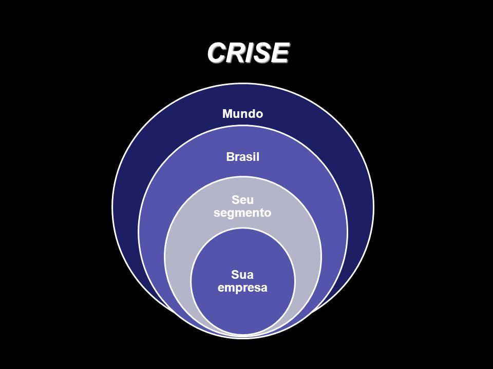 CRISE Mundo Brasil Seu segmento Sua empresa