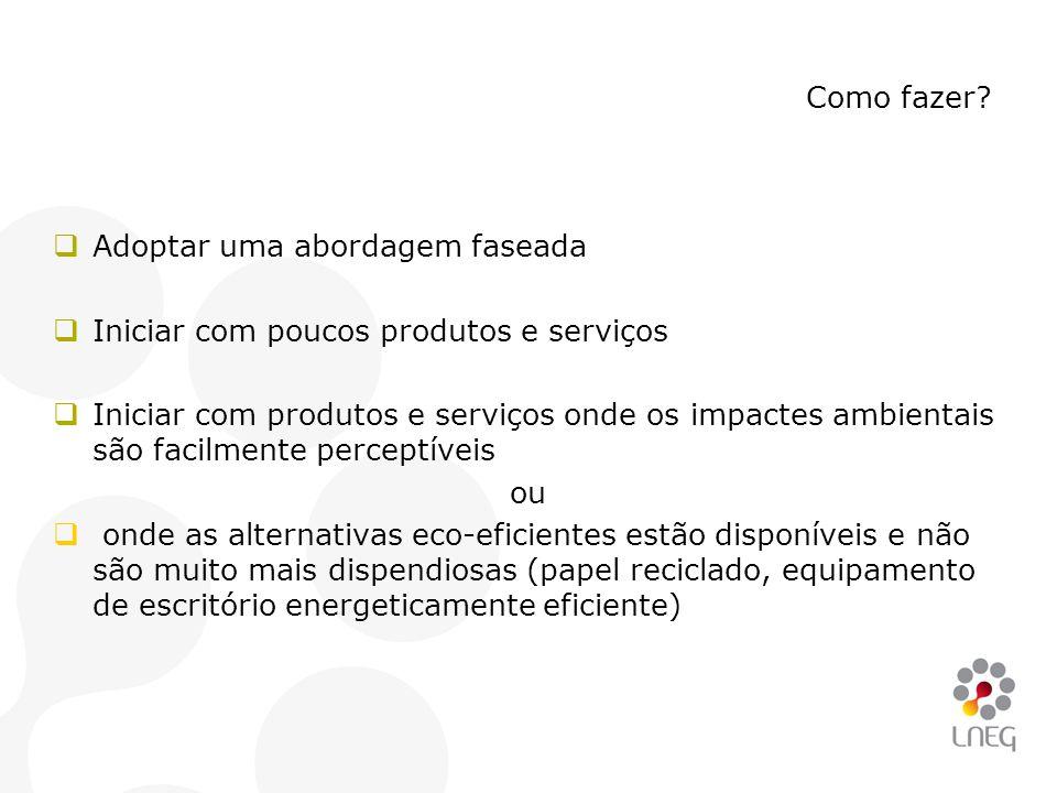 Enquadramento europeu  Estratégia de Lisboa 2000 – A EU deve ser em 2010 a economia mundial baseada no conhecimento mais dinâmica e capaz de crescimento económico sustentável, com mais e melhores empregos, coesão social e respeito pelo Ambiente.