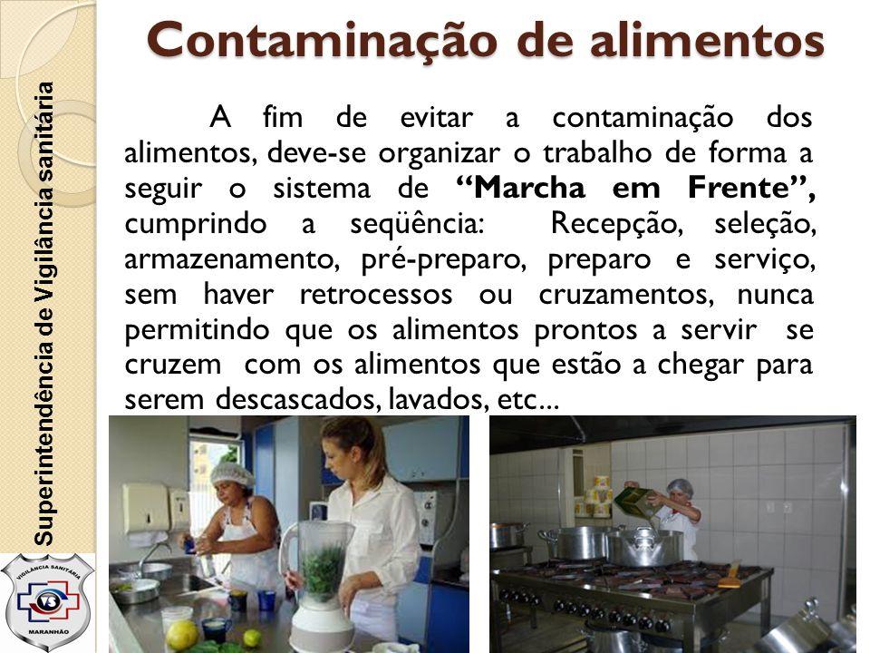 Superintendência de Vigilância sanitária Potabilidade da água Avaliar os riscos à saúde representada pela água utilizada para consumo humano constitui uma premissa da vigilância da qualidade da água.