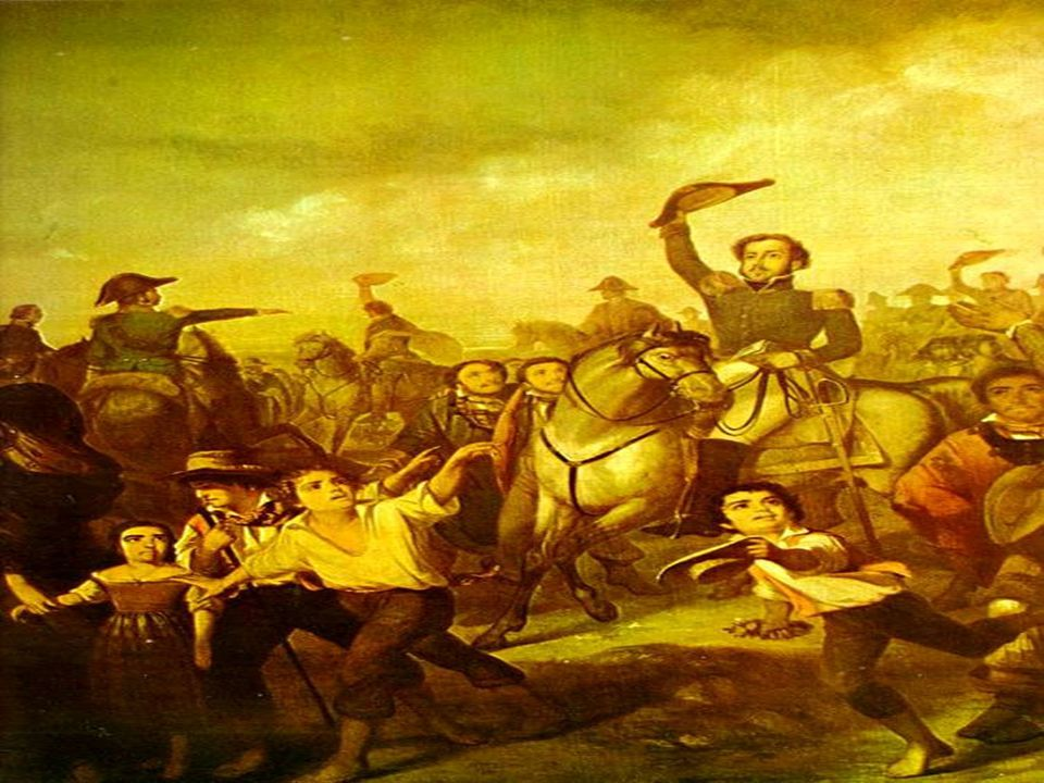 Independência ou Morte • No final de agosto de 1822, D.