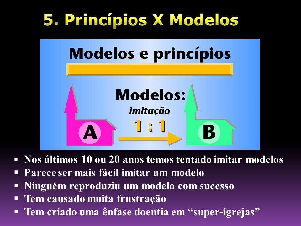  Nos últimos 10 ou 20 anos temos tentado imitar modelos  Parece ser mais fácil imitar um modelo  Ninguém reproduziu um modelo com sucesso  Tem cau