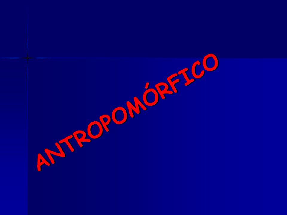 ANTROPOMÓRFICO