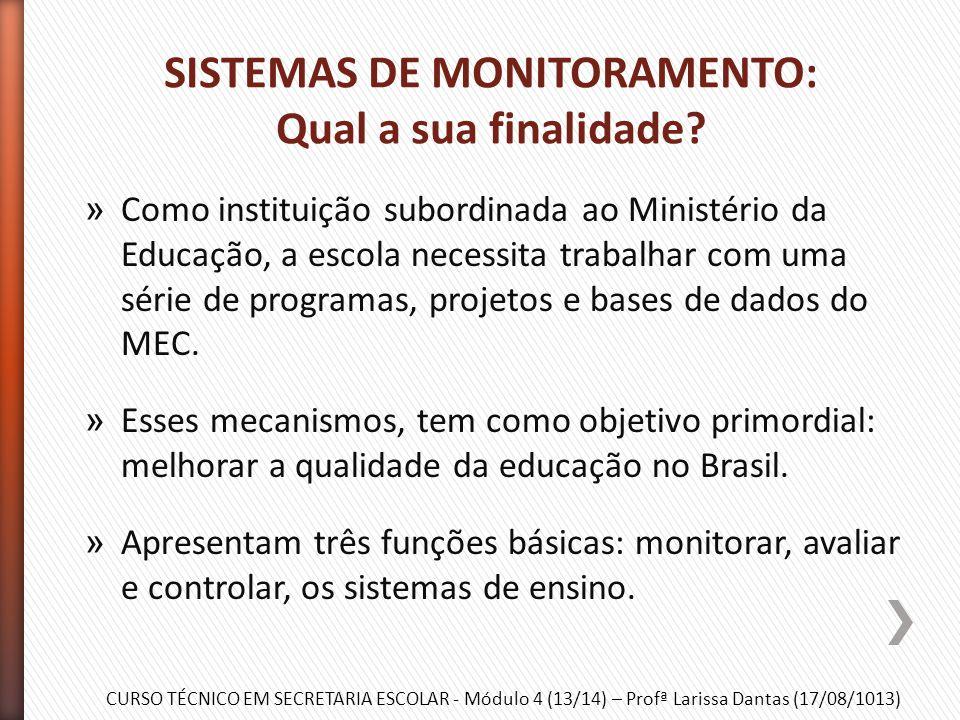 CURSO TÉCNICO EM SECRETARIA ESCOLAR - Módulo 4 (13/14) – Profª Larissa Dantas (17/08/1013) » Gestão de sistemas » Como avaliar? Processos ou resultado